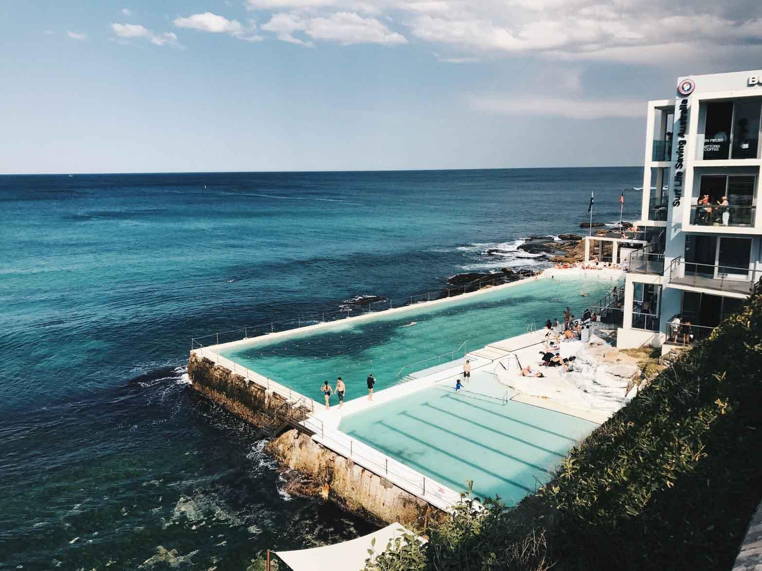 Outdoor Pool Sydney Australia