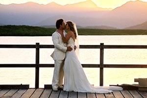 Port Douglas Weddings sunset