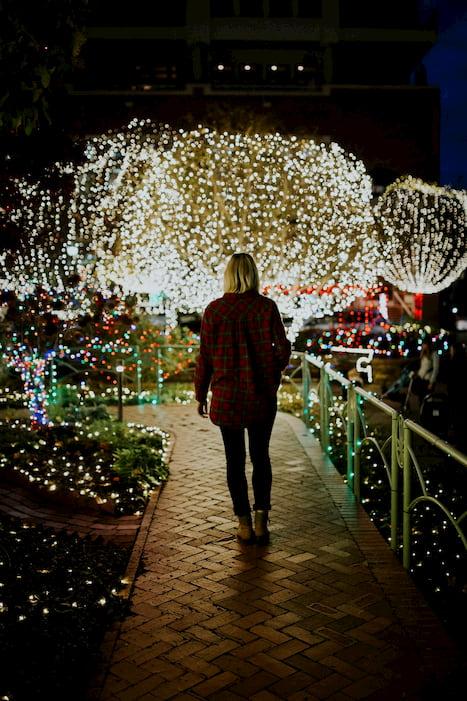 HUNTER VALLEY GARDENS - Christmas Lights tickets