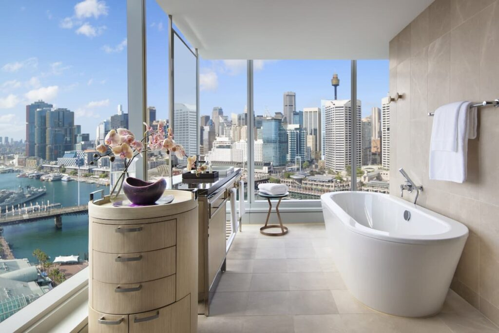 Sofitel Darling Harbour Sydney Views