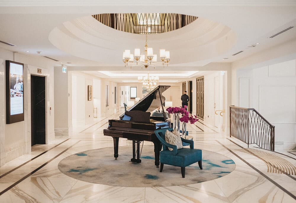 The Langham Sydney Piano